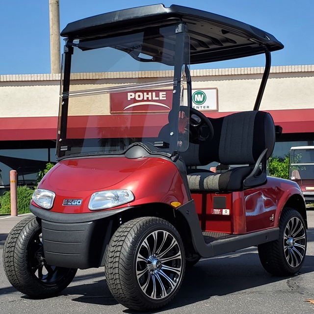 EZGO RXV Freedom Gas EX1 EFI Sample, Factory Order 97