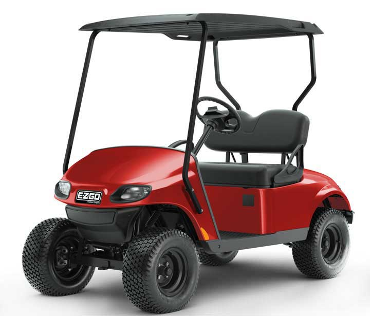 EZGO Valor Electric Factory Order - 48