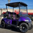 Picture of Golf Car Custom Paint Color