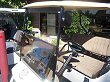 Picture of Golf Car Folding Windshield