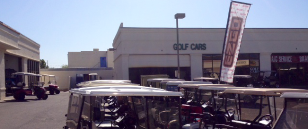 Picture of Pohle Neighborhood Vehicles Store in Mesa, Arizona