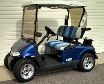EZGO - RXV Carousel Picture 3
