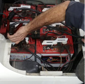 Picture of Battery Service
