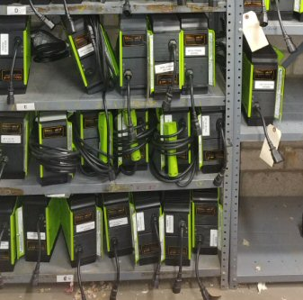 Picture of Battery Chargers
