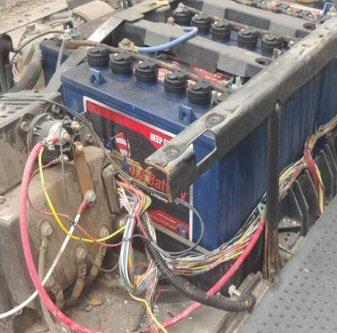 Picture of Electrical Overhaul
