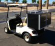 Picture of Golf Car Customer Cabinet