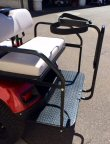 Picture of Golf Car Golf Bag Attachment