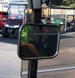 Picture of Golf Car Side Rear View Mirror
